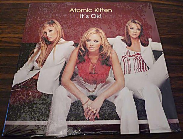 CD «Atomic Kitten - It's Ok!»