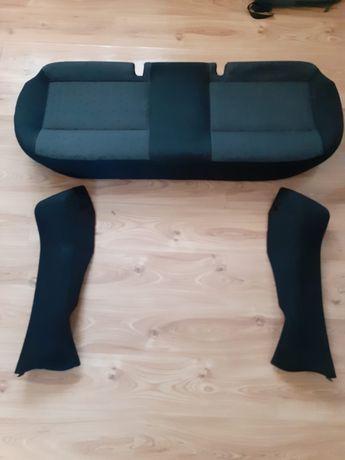 Fotele oraz boczki Passat B5 Sedan