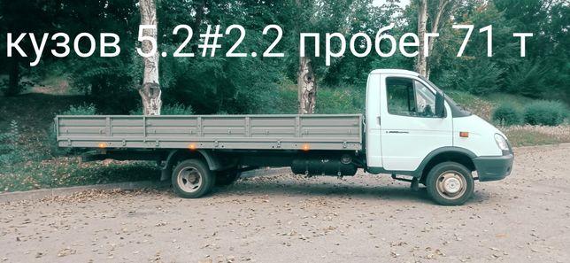 Газель  кузов 5 метров