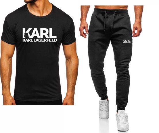 Komplety męskie Nike Adidas  Karl M L Xl XXL