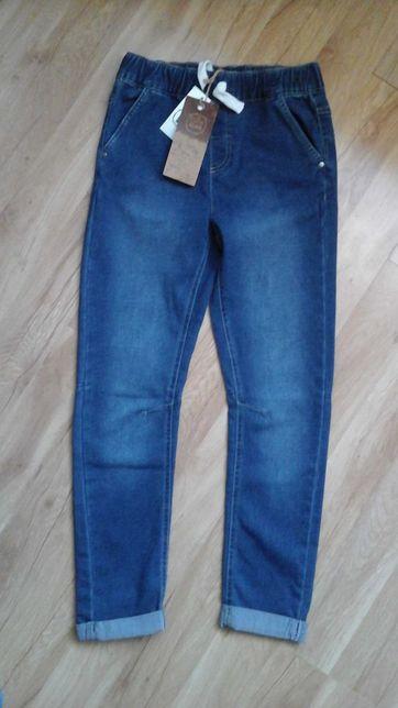 Jeansy dla chlopca NOWE! z metką