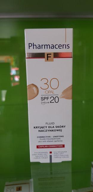 Pharmaceris F fluid kryjący do cery naczynkowej kolor Opal 3 Nowy