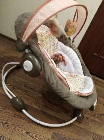 Детский шезлонг