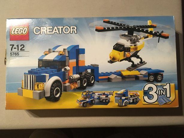 Lego Creator 5765 - Transport Truck 3X1