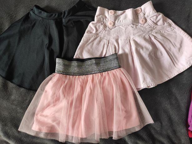 3x spódniczki, spódnice