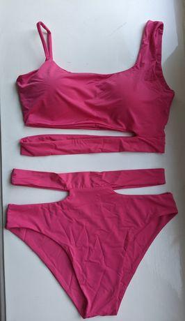 Купальник, фуксія /рожевий