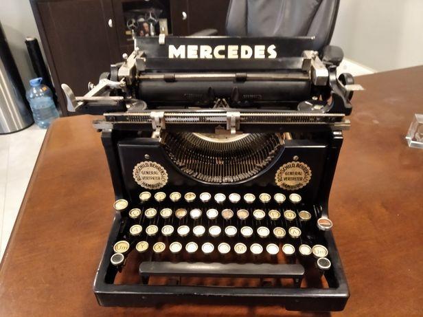 Mercedes maszyna do pisania Cudo