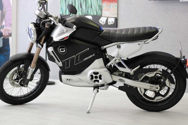 Moto Elétrica TC MAX - Jante de Raios