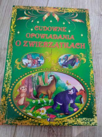 Cudowne opowiadania o zwierzątkach - książka dla dzieci