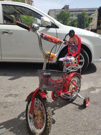 Продам детский велосипед на 2-6 лет