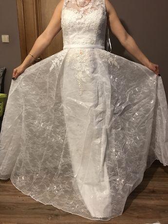 Suknia imprezowa Ślubna