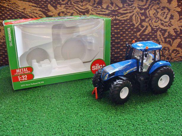 Siku Traktor New Holland T8.390 skala 1:32 OKAZJA! (opis)