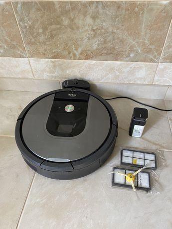 Продам Робот пылесос I Robot Roomba 960