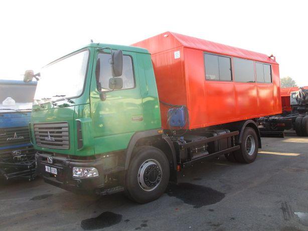 Автомобіль вахтовий на базі шасі МАЗ 5340