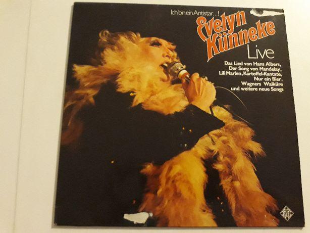 Płyty winylowe: Evelyn Künneke - live, Stars Of '68