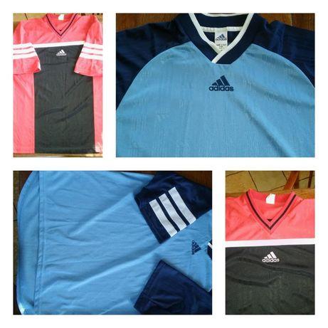 2 x Bluzka t-shirt polo Adidas