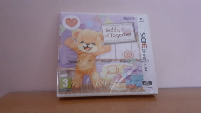 Teddy Together Nintendo 3DS / 2DS