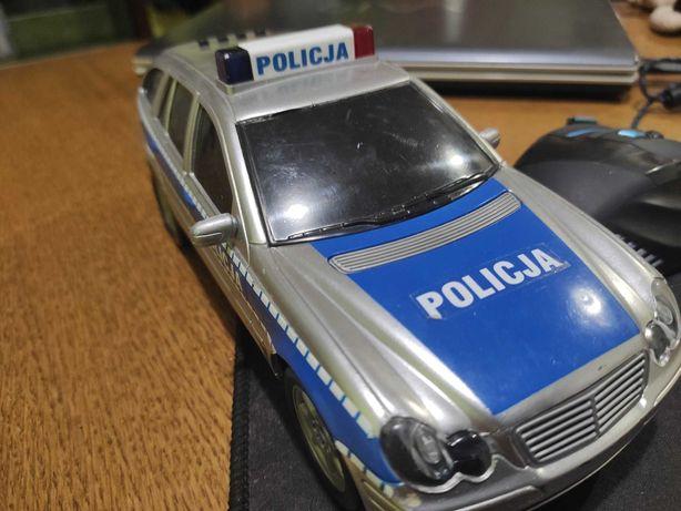 Машинка Поліцейська електрична на пульті