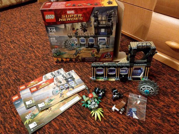 Lego Super heroes 76103 Без минифигур!!!