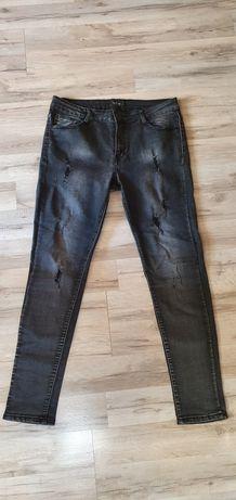 Spodnie jeansy skinny
