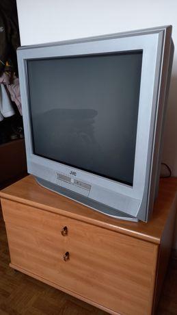 Telewizor JVC działający