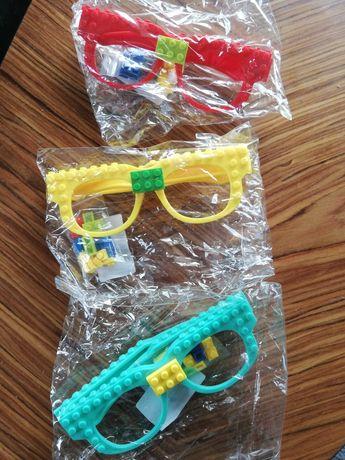Lego okulary klocki zabawki nowe mikołajki święta upominki