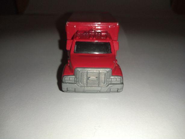 Matchbox ford ambulans