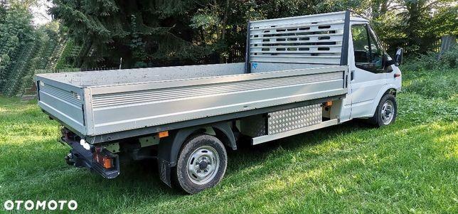 Ford TRANSIT IV 2.2 TDCI, 110KM Skrzynia  Ford TRANSIT 2.2 TDCI,110KM, klima skrzynia rama rejestracja 9.01.2009