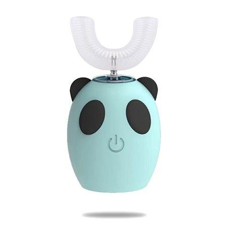 Escova de dentes 360º para crianças