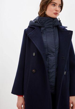 Двубортное пальто MaxMara Weekend