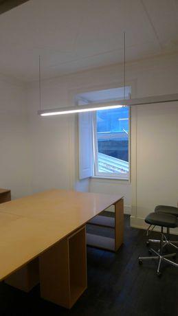 Sala em  Atelier de Arquitectura 40m2
