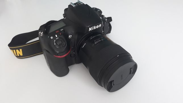Nikon D800 body + Sigma 35mm f1.4 ART + Lampa Speedlight SB-90