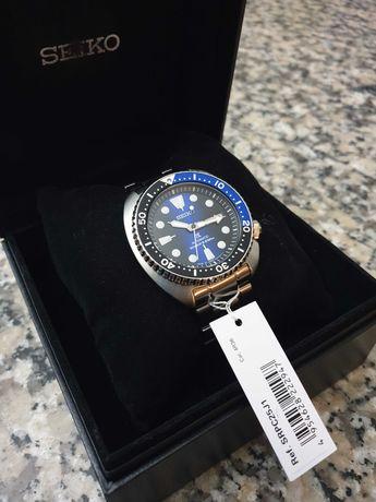 *COMO NOVO* Seiko Prospex Turtle Deep Blue SRPC25J1 (Made in Japan)