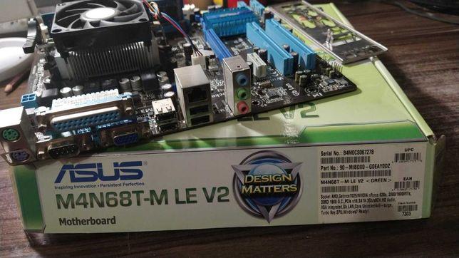 Asus M4N68T-M LEv2/Athlon II X2 260/Silicon Power DDR3 4Gb 1333MHz