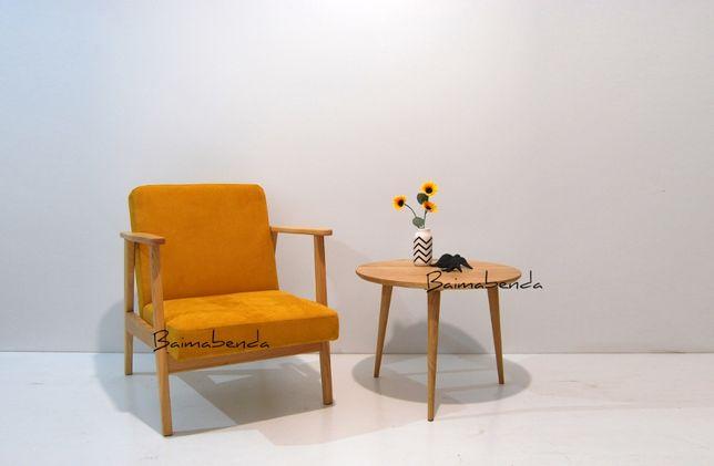 Cadeirão / Poltrona / Armchair / Retro Vintage / Estilo Nórdico