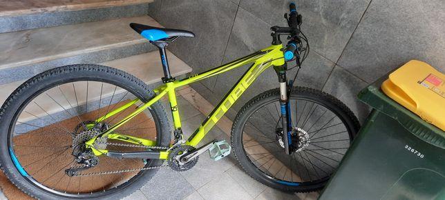 Bike btt cube aro 29