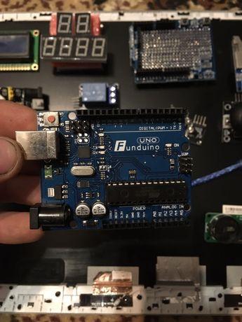 Arduino большой набор + 40 датчиков