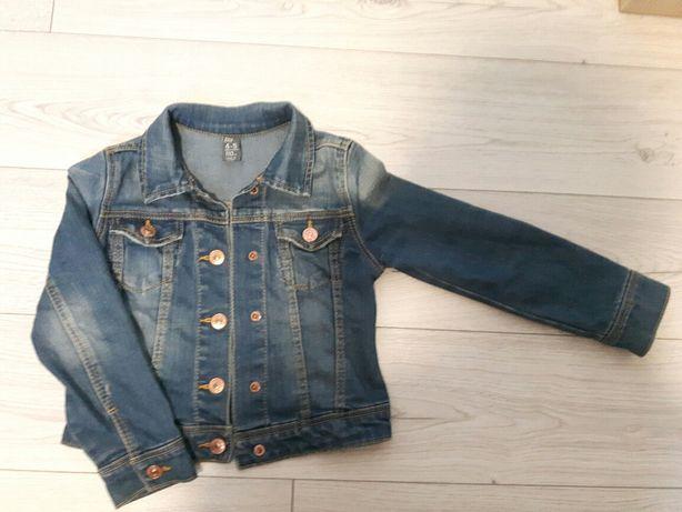 Kurtka jeansowa Zara Kids - 110 cm - 4-5 lat