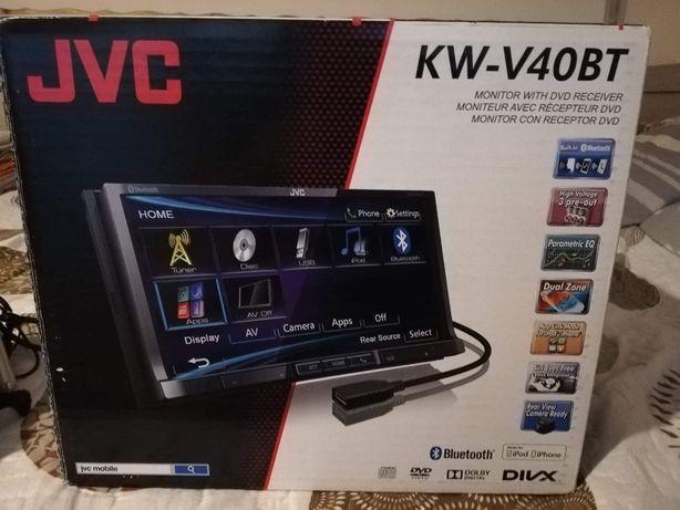 JVC KW -V40BT Radio II dinowe