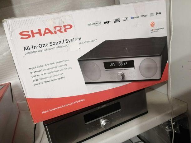 Radio internetowe sharp