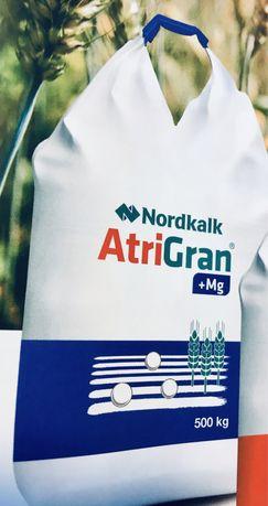 Wapno nawozowe Nordkalk AtriGran + MG