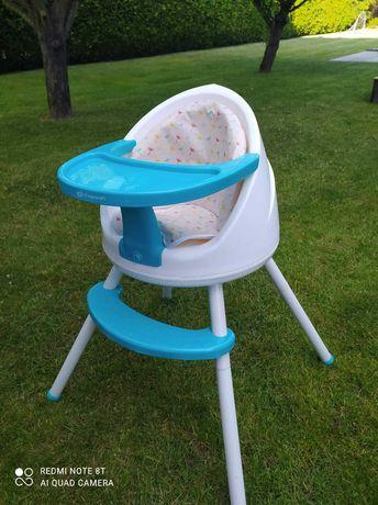 Krzesełko do karmienia Kinderkraft Tutti 3w1