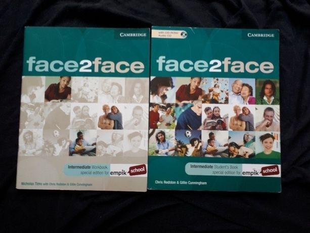 face2face intermediate [książka + ćwiczenia]