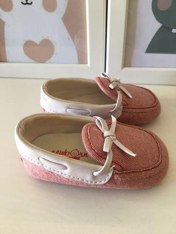 Sapatos bebe mayoral