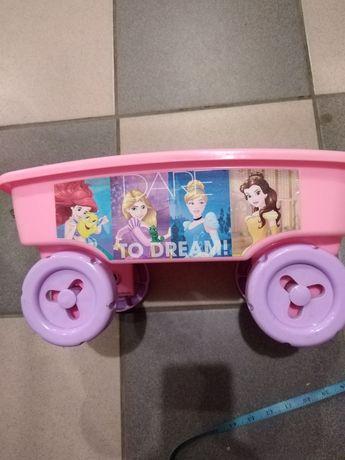 Тележка для игрушек Принцессы Disney