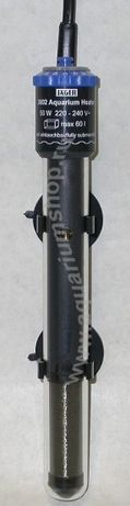 JAGER 50W нагреватель с терморегулятором для аквариумов 25-60л