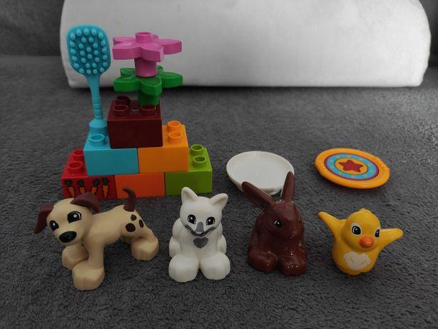 Lego Duplo 2-5lat zwierzątka