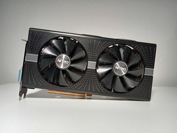 SAPPHIRE RX 580 8GB Nitro+ | AMD | Karta Graficzna | GPU