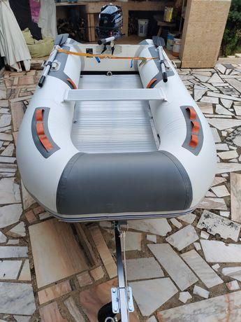 Barco insuflável Cobra