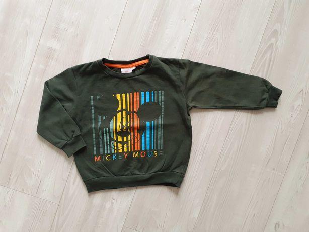 Bluza dresowa chłopięca. Rozmiar 104 (3-4 lata)